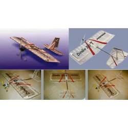 Avión Dingo 3D - Protech