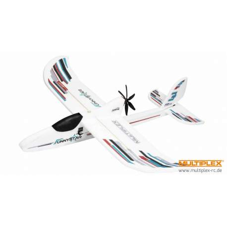 Planeador Funnystar Kit - Multiplex