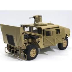 Crawler Rc U.S. Army Humvee 4X4 HUMMER M1026 PRO 1/10 16CH. 30 km/h - HG