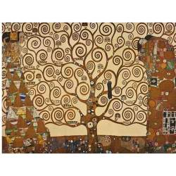 Puzzle El Árbol de la Vida, Gustav Klimt. 1500 Piezas. Ricordi