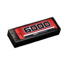 Batería Lipo 2S 7,4V. 110C 6000 HC Double Tubes