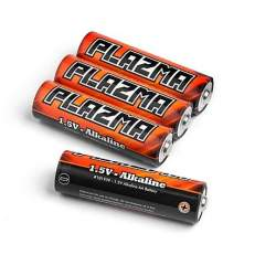 Batería Plazma 1.5V Alkaline AA Battery (4Pcs) - HPI Racing