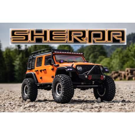 "Crawler EP CR3.4 ""SHERPA"" 1/10 Orange RTR - Absima"