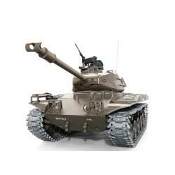 Tanque RC U.S. Walker Bulldog M41A3 PRO 2.4G Version V6.0 - Heng Long