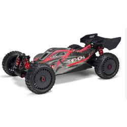 Buggy 1/8 TYPHON 6S BLX 4WD Brushless, con Spektrum RTR - Arrma
