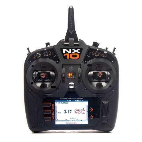 Emisora NX10 10CH DSMX 2.4 GHz - Spektrum