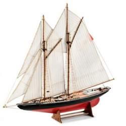 Maqueta Naval Goleta Bluenose 1/100 - Amati