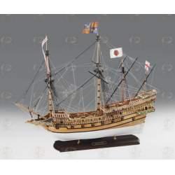 Maqueta Naval H.M.S. Revenge 1/64 - Amati
