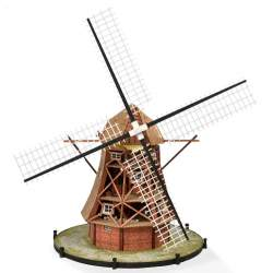 Molino Holandes en kit 1/30 - Amati