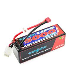 Batería Lipo 14.8v 5000mah 50c Hardcase - Voltz