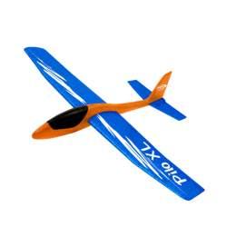 Planeador Pilo XL EPP Ala azul Fuselaje naranja - Jamara