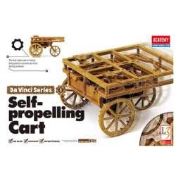Maqueta/Inventos Da vinci Self-Propelling Cart - Academy
