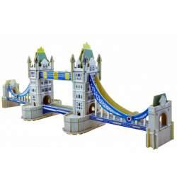 Puzzle 3D. Puente de Londres en madera - Cebekit