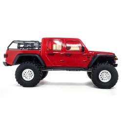 Jeep Rc Gladiator SCX10 III 1/10 4WD RTR Rojo - Axial
