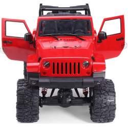 Crawler Jeep Wrangler Rubicón Rojo RTR 1/10
