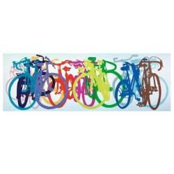 Puzzle Colourful Row 1000 Piezas - Heye