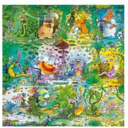 Puzzle Wildlife 1000 Piezas - Heye