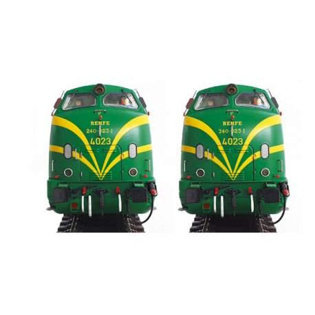 Locomotora Renfe 4023 Edición limitada y numerada - Mabar