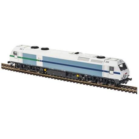 Locomotora 333 Convensa DC - Mabar