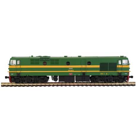 Locomotora Diesel 319-025 DC - Mabar