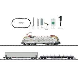 """Circuito de tren """"Tren de mercancías"""" - Minitrix"""