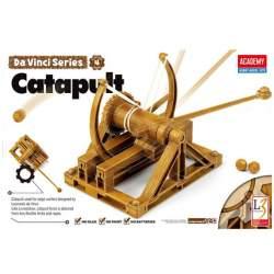 Maqueta/Inventos Da Vinci Catapult Machine - Academy