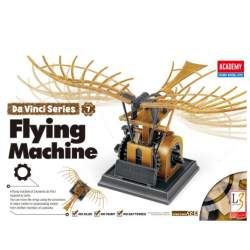 Maqueta/Inventos Da Vinci Flying Machine - Academy