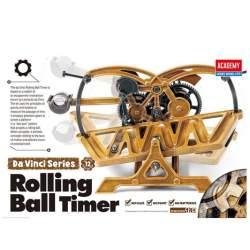 Maqueta/Inventos Da Vinci Rolling Ball Timer - Academy