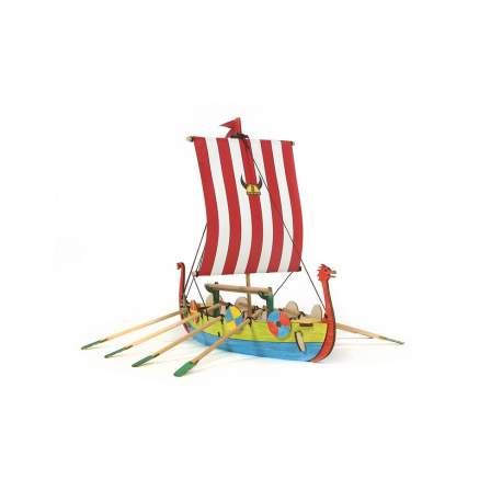 Barco en kit, VIKING - Occre