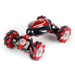 Coche RC acrobático con sensor de movimiento