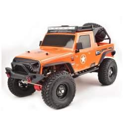 Crawler Pro KIT 4X4 RTR 1/10 Naranja. RGT