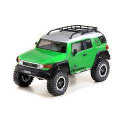 Crawler 1/10 CR3.4 KHAMBA GREEN RTR - Absima