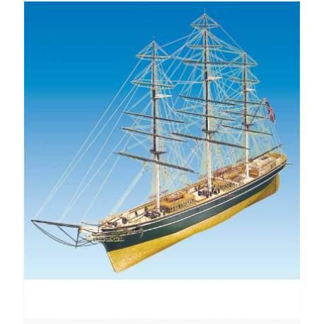 Maqueta Naval CUTTY SARK 1/78 - Mantua Model