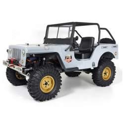 Crawler Jeep 4X4 RTR 1/10 Waterproof Gris Claro - RGT