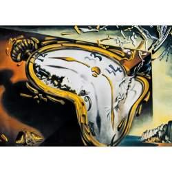 Puzzle Relojes blandos. Dalí, 2000 piezas - Ricordi
