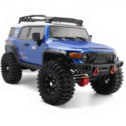 Crawler Desert FOX 1/10 4x4 Azul RTR - RGT