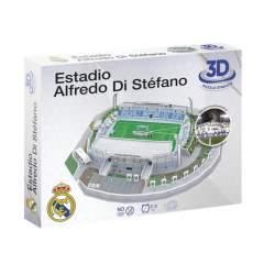 Maqueta Estadio 3D Alfredo Di Stéfano (Real Madrid)