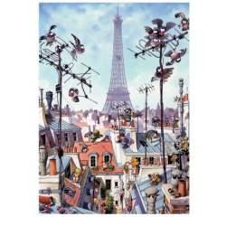 Puzzle 1000 Piezas Torre Eiffel - Heye