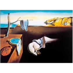 Puzzle 2000 La Persistencia de la Memoria, Dalí - Ricordi