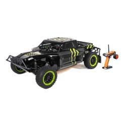 Desert Buggy Sport 1/5 4X4 LOSI 5IVE LT360 Rally NEGRO, 2T 36CC RTR, FS-GT3C - Rovan