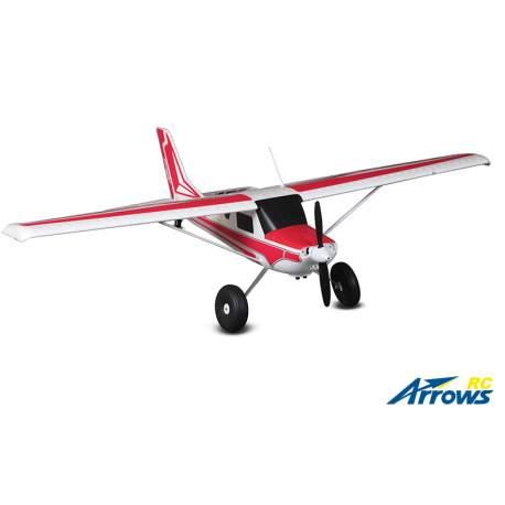 Avión RC Bigfoot 1300mm Gyro RTF - Arrows