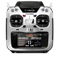 Emisora Futaba T16iZ + receptor R7108SB