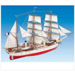 Maqueta Naval POURQUOI PAS 1/75 - Billing Boats
