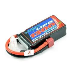 Batería de Lipo 11,1V 1300MAH 30C - Voltz