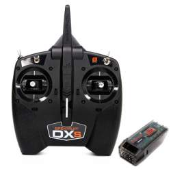 Emisora Spektrum DXS 7 CH DSMX 2.4 GHz c/AR410