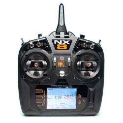 Emisora NX8 8 Canales DSMX 2.4 GHz - Spektrum