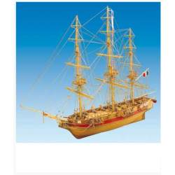 Maqueta Naval ASTROLABE 1/50 - Mantua Model