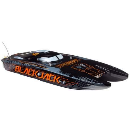 Catamarán 8s Blackjack 42 Brushless RTR - Proboat