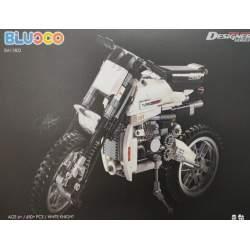 Construcción de bloques, Moto White Knight