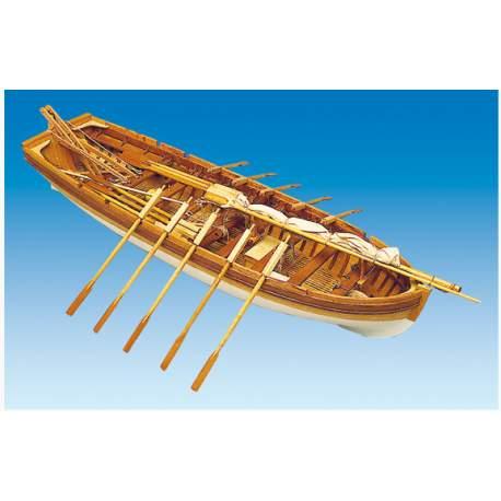 Maqueta Naval CHALOUPE DU VICTORY 1/16 - Mantua Model